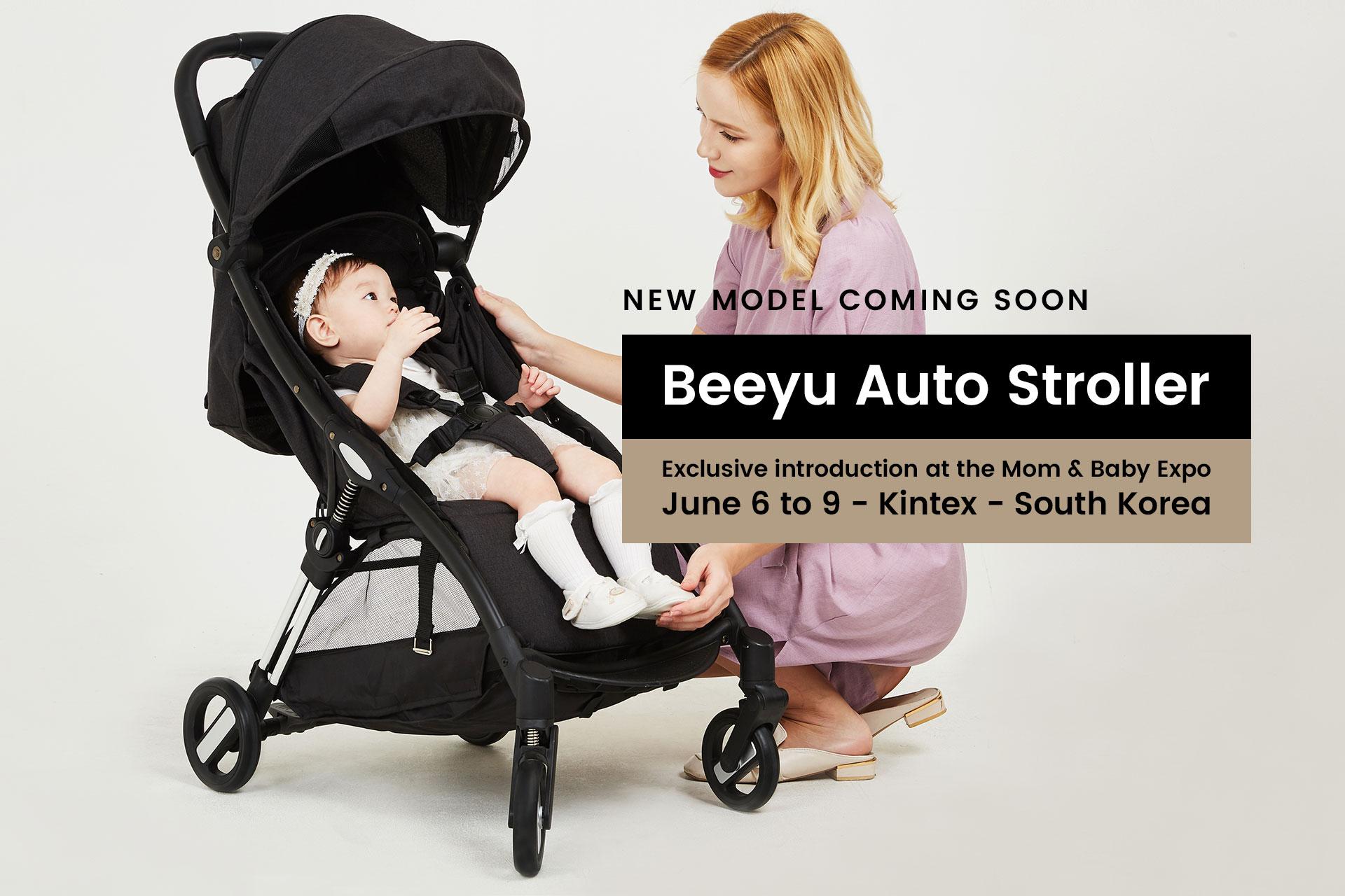 Beeyu Auto Stroller